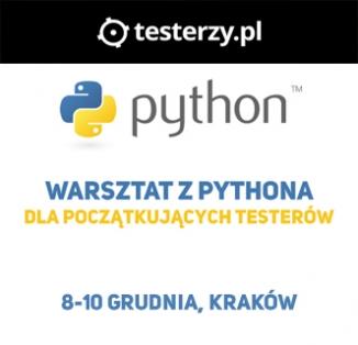 Warsztat z Pythona dla początkujących