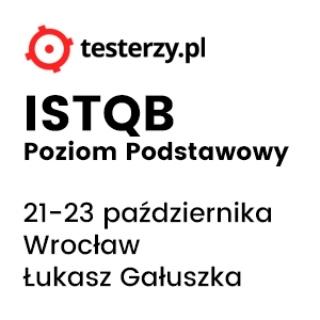 Szkolenie ISTQB Poziom Podstawowy