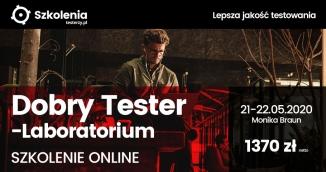 Dobry Tester - Laboratorium