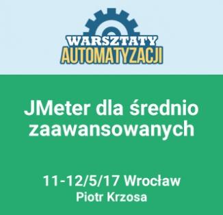 Warsztat JMeter dla średnio zaawansowanych