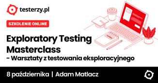 Exploratory Testing Masterclass