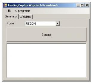 Aplikacja testowa - Zadanie testerskie