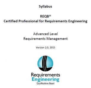 Sylabus REQB Advanced Level [EN]