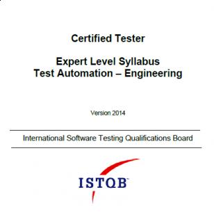 Sylabus ISTQB Expert Level Test Automation - Engineering
