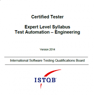Sylabus ISTQB Expert Level Test Automation - Engineering