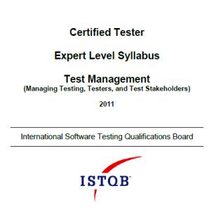 Sylabus ISTQB Expert Level Test Management