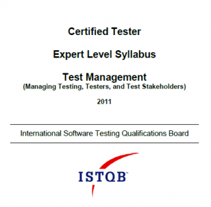 Sylabus ISTQB Expert Level Test Management