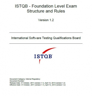 Reguły egzaminu ISTQB Foundation Level