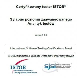 Sylabus ISTQB® Poziomu Zaawansowanego Analityk Testów [PL]
