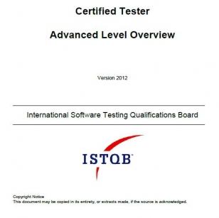 Opis szkoleń ISTQB Advanced Level