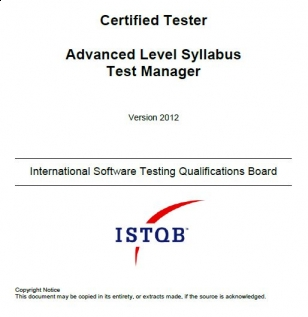 Sylabus ISTQB Advanced Level Test Manager [EN]