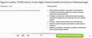 Egzamin ISTQB® Zwinny Tester (Agile Tester) dodatek do Poziomu Podstawowego
